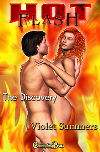 The Discovery (Queens of Merab 2, #1.5)  by  Violet Summers