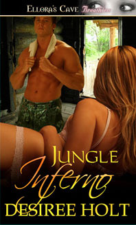 Jungle Inferno (Phoenix Agency, #1)  by  Desiree Holt