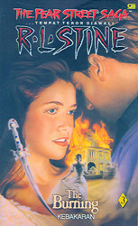 Kebakaran: The Burning  by  R.L. Stine