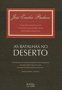 As Batalhas no Deserto José Emilio Pacheco