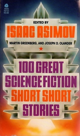 100 Great Science Fiction Short Short Stories Isaac Asimov