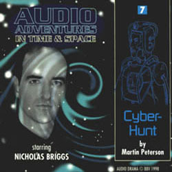 The Wanderer: Cyber-Hunt (BBV Adventures in Time and Space, #7, Doctor Who Spin Off) Martin   Peterson
