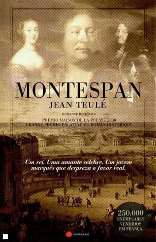 Montespan Jean Teulé