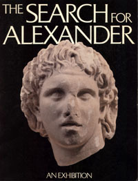 The Search for Alexander: An Exhibition  by  Nicholas Yalouris