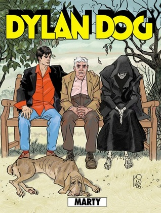 Dylan Dog n. 244: Marty  by  Tiziano Sclavi