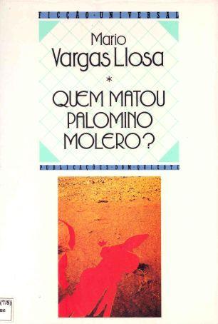 Quem Matou Palomino Molero?  by  Mario Vargas Llosa