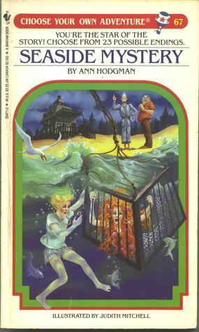 Seaside Mystery (Choose Your Own Adventure, #67) Ann Hodgman