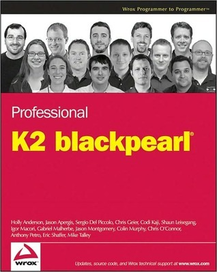 Professional K2 Blackpearl  by  Holly Anderson