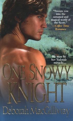 One Snowy Knight (The Dragons of Challon #3) Deborah MacGillivray