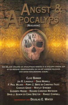 Angst & Apocalyps  by  Douglas E. Winter