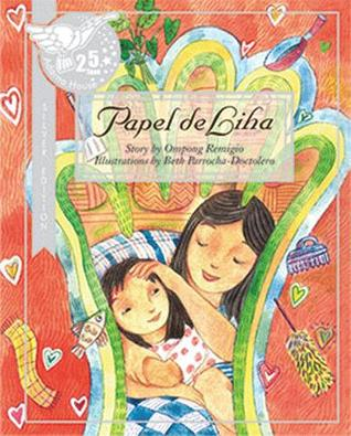 Papel De Liha (A Book in 2 Languages) Ompong Remigio