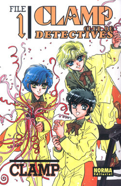 Clamp: Club de detectives Nº 01  by  CLAMP