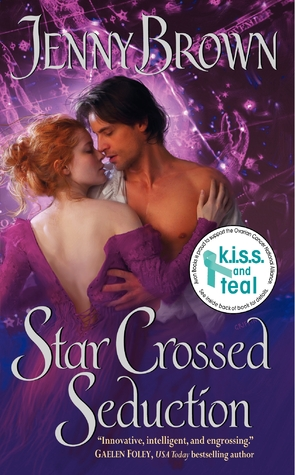 Star Crossed Seduction (Astrology, #2) Jenny  Brown