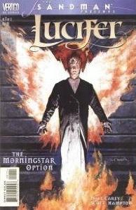 Lucifer: The Morningstar Option Mike Carey