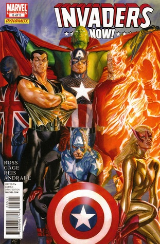 Invaders Now!  by  Alex Ross