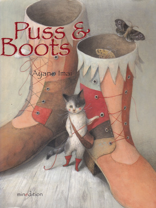 Puss and Boots  by  Ayano Imai