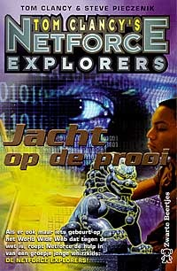 Jacht op de prooi (Tom Clancys Netforce Explorers, #11)  by  Mel Odom