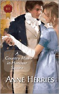 A Country Miss in Hanover Square Anne Herries