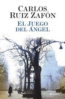 El juego del ángel (El cementerio de los libros olvidados #2)  by  Carlos Ruiz Zafón