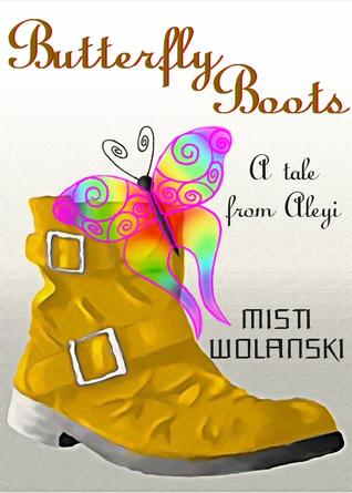 Butterfly Boots Misti Wolanski
