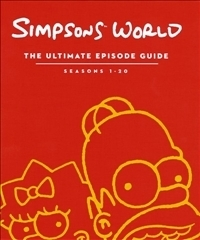 Simpsons World - The Ultimate Episode Guide (Seasons 1-20) Matt Groening