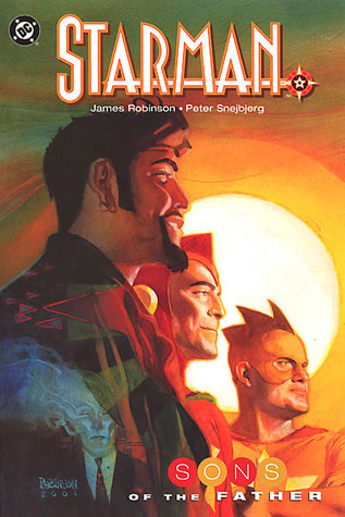 Starman, Vol. 10: Sons of the Father James Robinson
