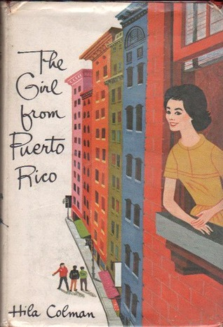 The Girl from Puerto Rico  by  Hila Colman