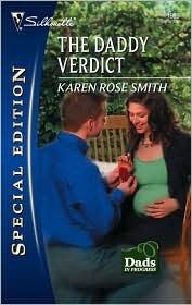 The Daddy Verdict (Dads in Progress, #3) Karen Rose Smith