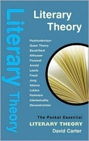 Literary Theory David Carter