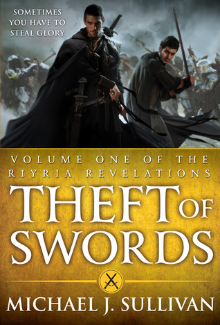 The Crown Tower (The Riyria Chronicles #1) Michael J. Sullivan