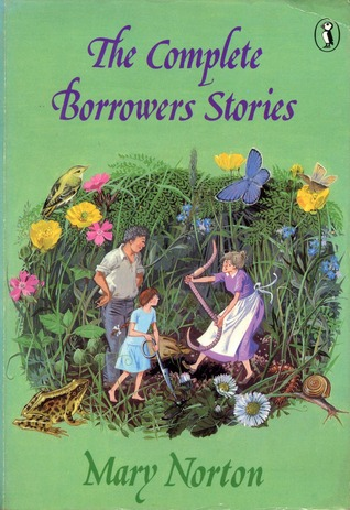 The Complete Borrowers Stories (Puffin Books) Mary Norton