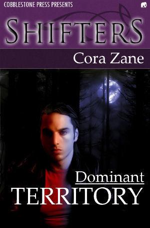 Dominant Territory (Werekind, #3)  by  Cora Zane