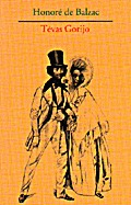 Tėvas Gorijo  by  Honoré de Balzac