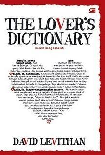 The Lovers Dictionary - Kamus Sang Kekasih David Levithan