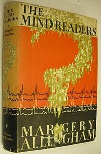 The Mind Readers (Albert Campion Mystery #18) Margery Allingham