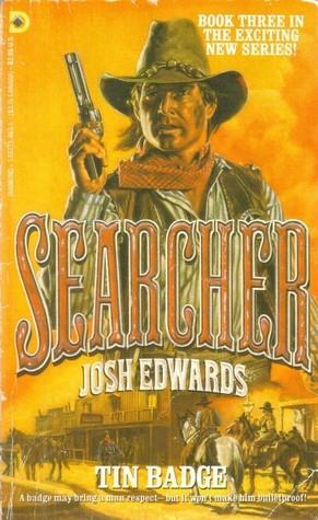 Tin Badge (Searcher #3)  by  Josh Edwards