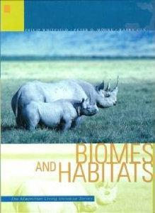 Biomes And Habitats Philip Whitfield