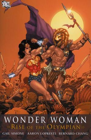 Wonder Woman: Rise of the Olympian  by  Gail Simone
