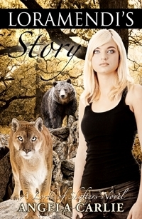 Loramendis Story (A Lords of Shifters Novel) Angela Carlie