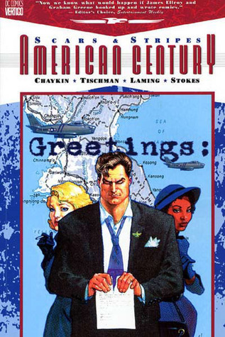 American Century, Vol. 1: Scars and Stripes  by  Howard Chaykin