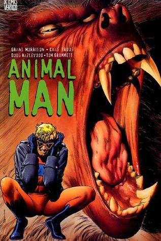 Animal Man, Vol. 1  by  Grant Morrison