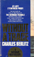 Without a Trace  by  Charles Frambach Berlitz