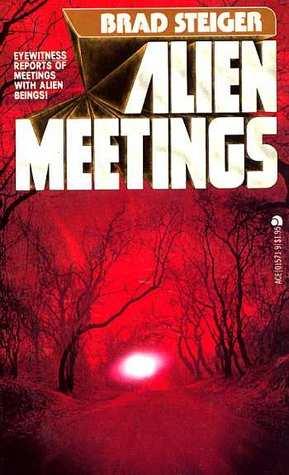 Alien Meetings  by  Brad Steiger