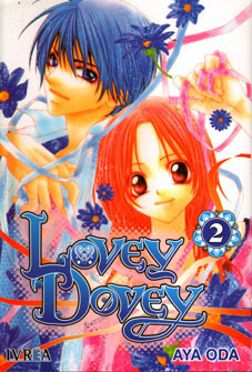 Lovey Dovey Vol. 2 [Spanish Edition] Aya Oda