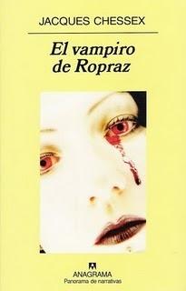 El vampiro de Ropraz Jacques Chessex