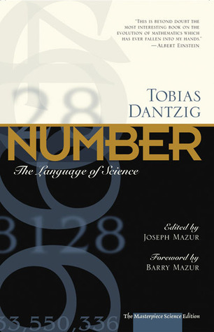 Number: The Language of Science, The Masterpiece Science Edition Tobias Dantzig