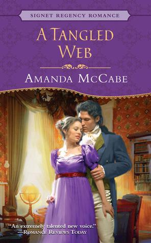 A Tangled Web  by  Amanda McCabe