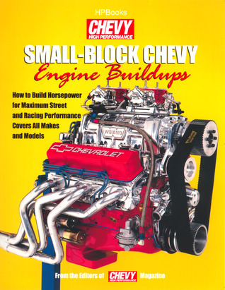 Small Blk Chevy Hp1400 Editors of Chevy High Performance Magazi