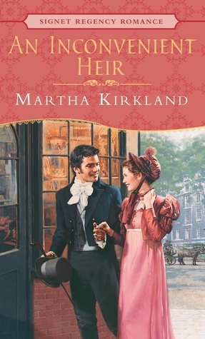 An Inconvenient Heir Martha Kirkland