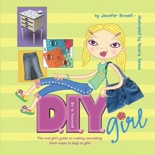 DIY Girl Jennifer Bonnell